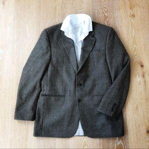 Men's 40R Ralph Lauren wool tweed blazer